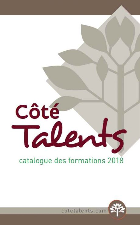 Catalogue Côté Talents