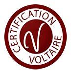 Certificat Voltaire pour formation CPF
