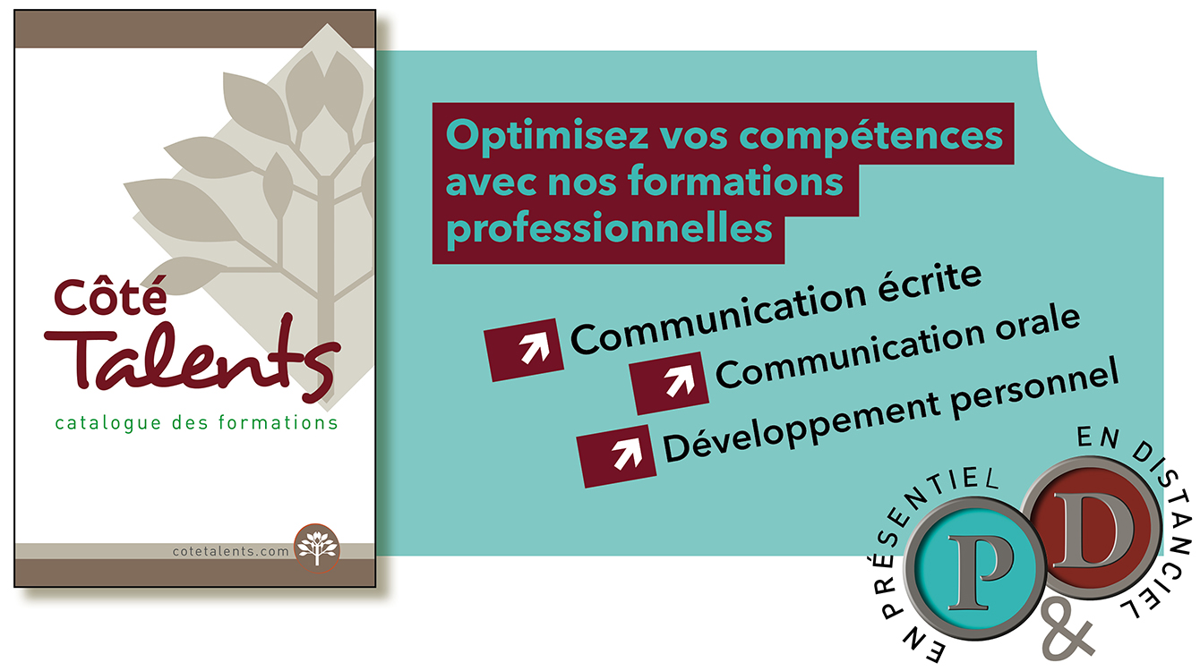 Formations Côté Talents